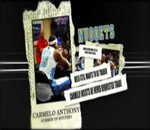 Carmelo Free Agency Game Element