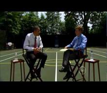President Obama NBA Feature