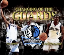 Changing of the Guards Dallas Mavericks