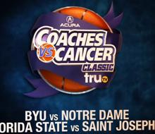 Coaches vs Cancer Consolation Game Tease