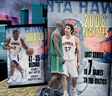 Atlanta Hawks Woodson Era Timeline