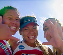 2016 NCAA Beach Volleyball Championship Teases