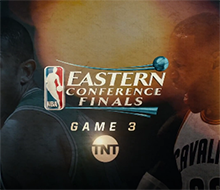 2017 Eastern Conference Finals Game 3 Open