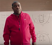 NCAA March Madness Tracy Morgan Spots